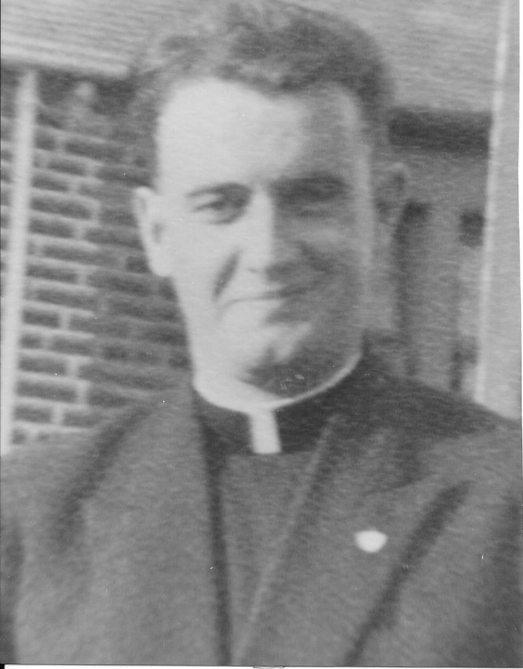 fr Thomas F Keegan